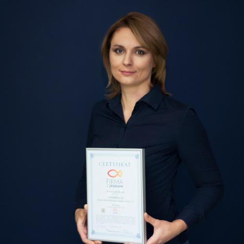 Joanna Zubik-Borucka